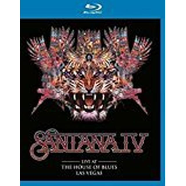 Santana: Santana IV - Live At The House Of Blues, Las Vegas [Blu-ray]